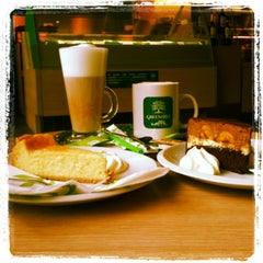 Photo taken at Greentree Caffé by Ria O. on 2/9/2013