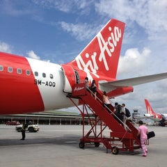 Photo taken at Low Cost Carrier Terminal (LCCT) by Jeffery L. on 7/19/2013