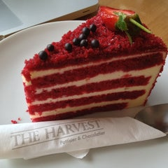 Photo taken at The Harvest - Patissier & Chocolatier by Janice S. on 12/16/2012