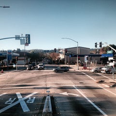 Photo taken at Broadway Caltrain Station by River M. on 2/2/2014