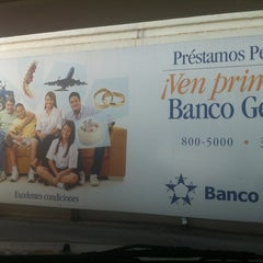 Photo taken at Banco General by Emilio C. on 2/21/2013