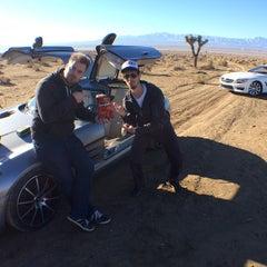 Photo taken at El Mirage Dry Lake by Teymur M. on 11/26/2013