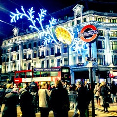 Photo taken at Oxford Street by Nick M. on 11/28/2012