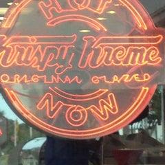 Photo taken at Krispy Kreme Doughnuts by Olan K. on 10/8/2012