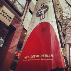 Photo taken at The Story of Berlin by ндрей . on 11/6/2013