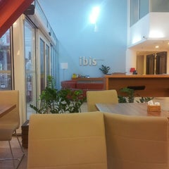 Photo taken at Ibis by Diego Nery S. on 3/7/2013