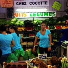 Photo taken at Marché du Cap Ferret by Jacques F. on 8/7/2014