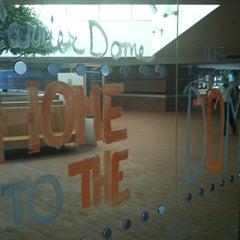 Photo taken at Schine Student Center by David P. on 8/22/2013