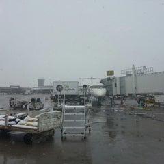 Photo taken at Gate B13 by Alper U. on 11/9/2012