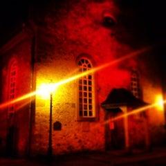 Photo taken at Evangelische Kirche Sulzbach/Ts by Georg B. on 9/6/2013