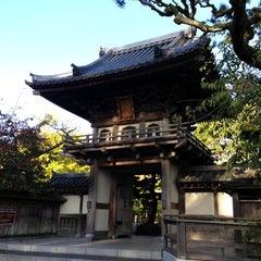 Photo taken at Japanese Tea Garden by Tony M. on 11/2/2012