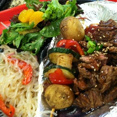 Photo taken at San Sai Japanese Grill by Chris F. on 10/3/2013