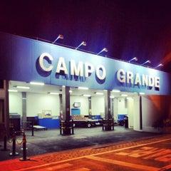 Photo taken at Aeroporto Internacional de Campo Grande (CGR) by Hugo D. on 11/24/2012