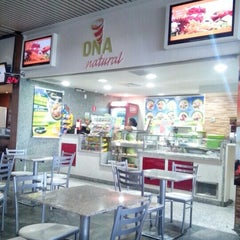 Photo taken at DNA Natural by Wagner C. on 12/1/2012