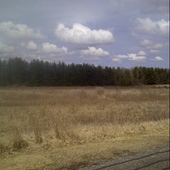 Photo taken at Leroy Oakes Forest Preserve by Meg C. on 3/26/2013