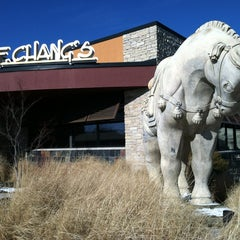 Photo taken at P.F. Chang's by Bill D. on 1/26/2013