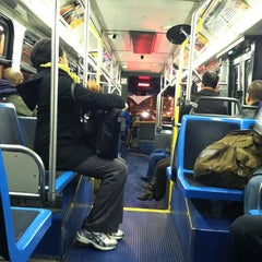 Photo taken at CTA Bus 92 by Bill D. on 11/7/2012