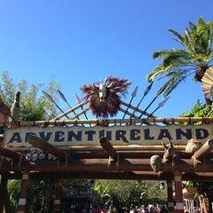 Photo taken at Adventureland by Troy P. on 12/21/2012