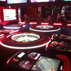 Photo taken at Casino Barcelona by Cícero F. on 3/7/2013