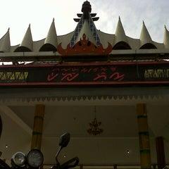 Photo taken at Pendopo Pringsewu by Hadiprasetyo D. on 12/30/2013
