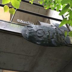 Photo taken at スタジオ フォー(studio FOUR) by Ken-ichi S. on 6/11/2014