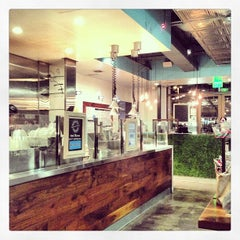 Photo taken at Mendocino Farms by Mahmoud Z. on 1/28/2013