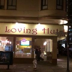 Photo taken at Loving Hut by Nikki C. on 1/10/2014