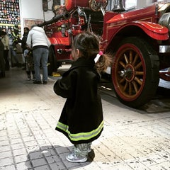 Photo taken at New York City Fire Museum by Dvir R. on 3/19/2015