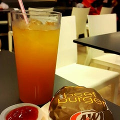 Photo taken at A&W by Aries L. on 8/8/2015