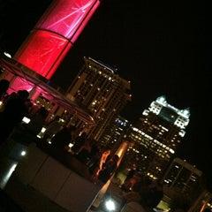 Photo taken at One80 Grey Goose Lounge by Sondra V. on 10/23/2012