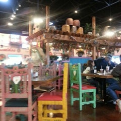 Photo taken at Rosa's Cafe Tortilla Factory by Jay G. on 12/9/2012