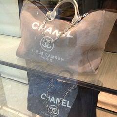 Photo taken at CHANEL Boutique by EnriKe K. on 3/17/2013
