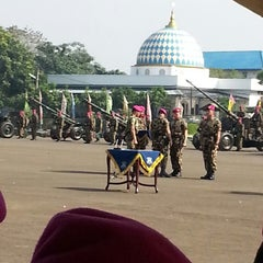 Photo taken at Bumi Marinir Cilandak, Jln.Cilandak KKO by Apollinaris on 7/17/2013