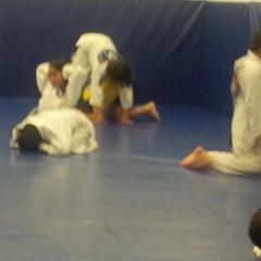 Photo taken at DM Brazilian Jiu Jitsu by JJ K. on 2/3/2015