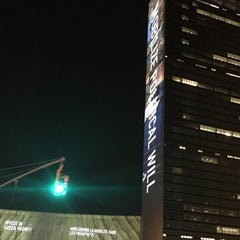 Photo taken at ONE UN New York by Donia on 9/21/2014