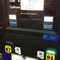 Photo taken at Sam's Club Gas by John S. on 12/20/2012