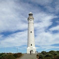 Photo taken at Cape Leeuwin Lighthouse by Geoff K. on 3/31/2013