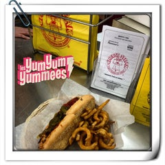 Photo taken at Cheese Steak Shop by Shaggy B. on 3/6/2013