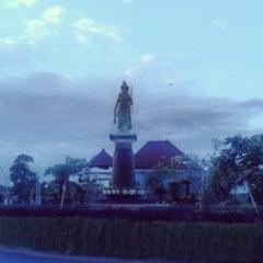 Photo taken at Mangupura Badung by Prajatama D. on 5/1/2013