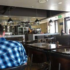 Photo taken at Sienna Marina Bar & Restaurant by Steve W. on 3/22/2013
