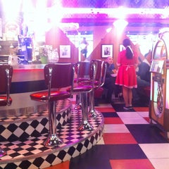 Photo taken at Beverly Hills Diner by Yura R. on 4/20/2013