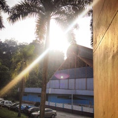 Photo taken at Kolej Teratai 4 by DURRAH😁 on 1/4/2015