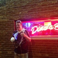 Photo taken at Dino's Pizza by tom g. on 7/20/2013