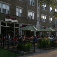 Photo taken at Clifton Martini & Wine Bar by Tony R. on 8/22/2014
