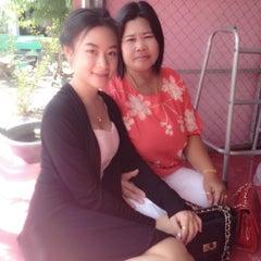 Photo taken at บ้านโฮ่ง. ลำพูน. by หนูน้อย ค. on 12/31/2014