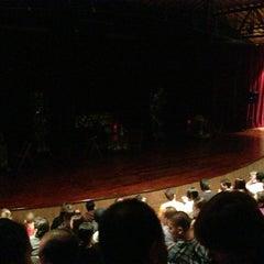 Photo taken at Teatro Aguila Descalza by Kmilo V. on 4/7/2013