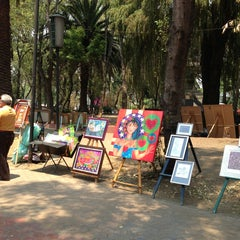 Photo taken at Jardín Del Arte by Ninfa P. on 4/21/2013