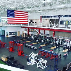 Photo taken at United States Olympic Training Center by Jack L. on 10/23/2015