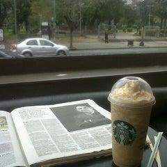 Photo taken at Starbucks by Juan Pablo P. on 9/29/2012