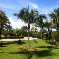 Photo taken at Secrets Capri Riviera Cancun by Becca T. on 11/1/2013